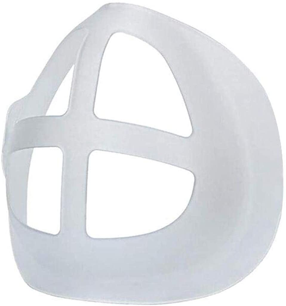 1-10PCS Reusable 3D Bracket for Comfortable Mask Wearing Silicone Mask Inner Support Frame Convenience