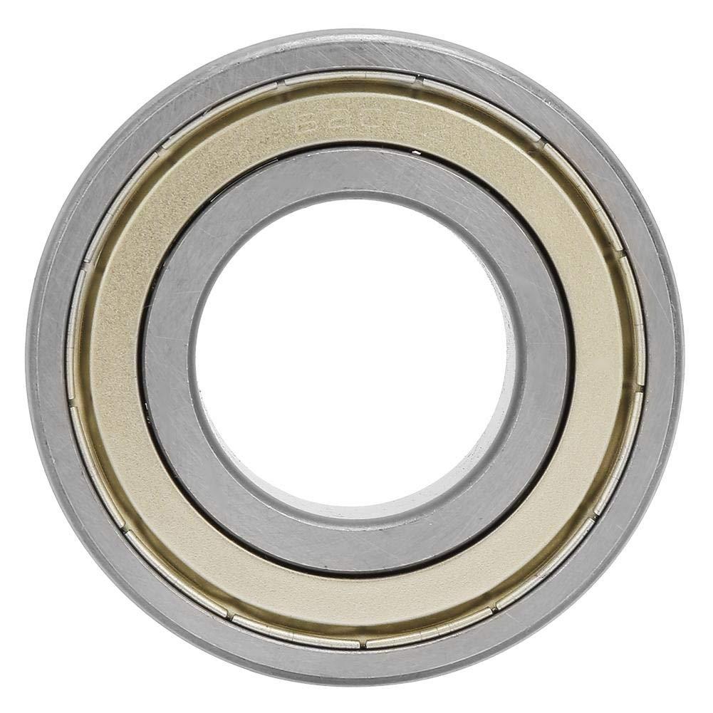 Ball Bearings, Metal Double Shielded Deep Groove Ball Bearings 306216mm(6206-zz)