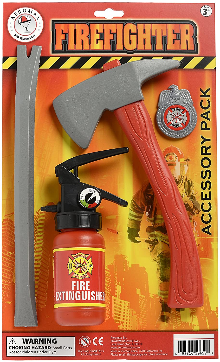 Aeromax Firefighter Accessory Pack