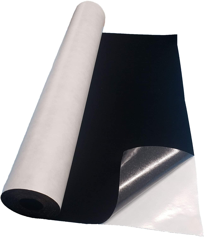 Velvet Paper - Self Adhesive Flock Liner (17.7 x 117)