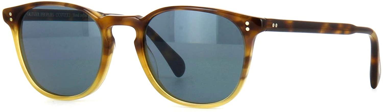 Oliver Peoples OV5298SU - 1409R8 Sunglasses VINTAGE BROWN TORTOISE GRAD w/ INDIGO PHOTO Lens 51MM