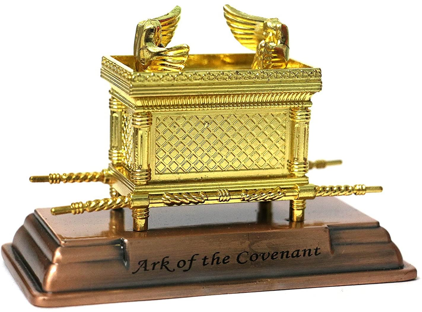 The Ark of the Covenant Gold Plated Table Top Mini - 2