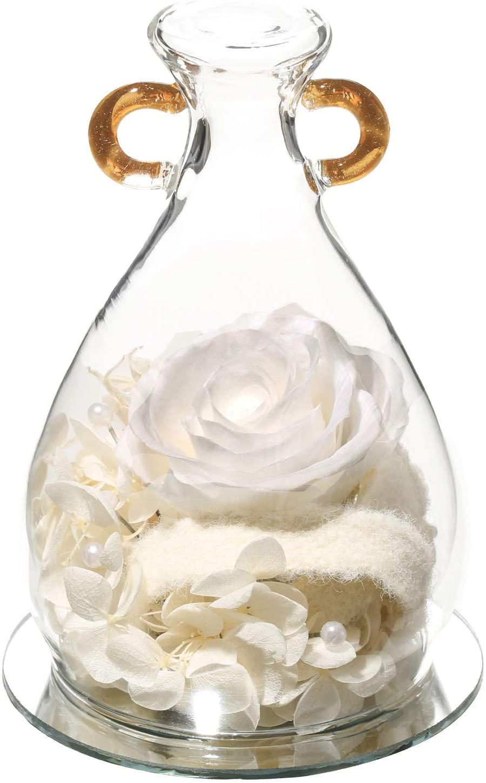 12 Constellation Aquarius Birthday Gift Forever Rose - Never Withered Roses Forever Flower Eternal Flower Rose Handmade Preserved Rose