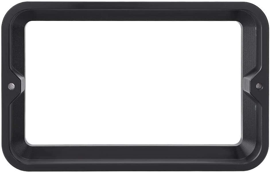 Delaman Tank Printer Printer Film Black Useful 3D Printer Accessories Light Curing Printer Chute 5.5 Inch Photosensitive Resin Tank