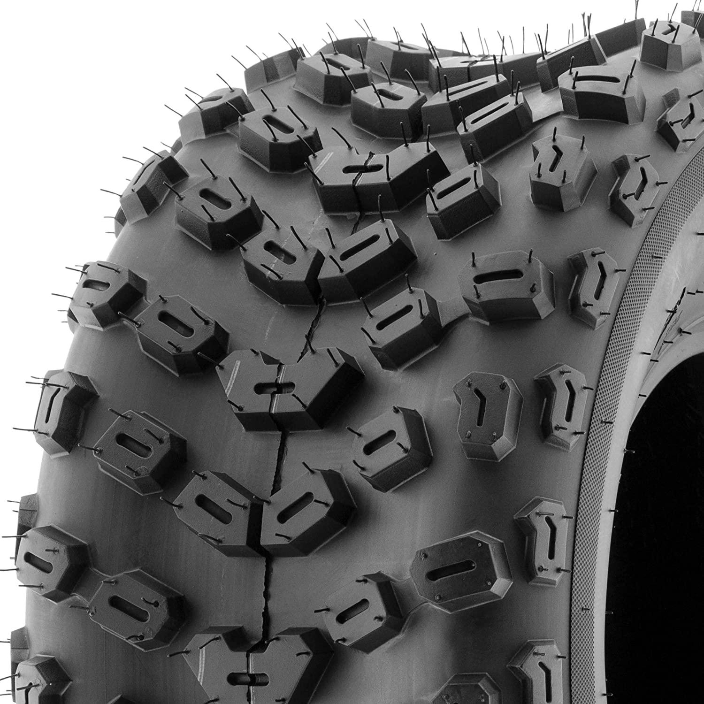 SunF A005 ATV/UTV Off-Road Tire 22x11-10, 6 PR, Trail|XC|Sport, Knobby Tread