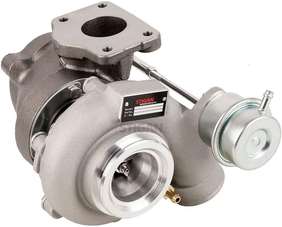 New Stigan GT1752 Turbo Turbocharger For Saab 9-3 & 9-5 4-Cyl - Stigan 847-1008 New