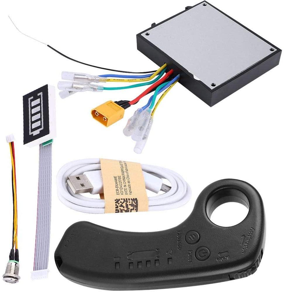 ESC Substitute Control Mainboard with Remote-Electric Skateboard Longboard Dual Drive