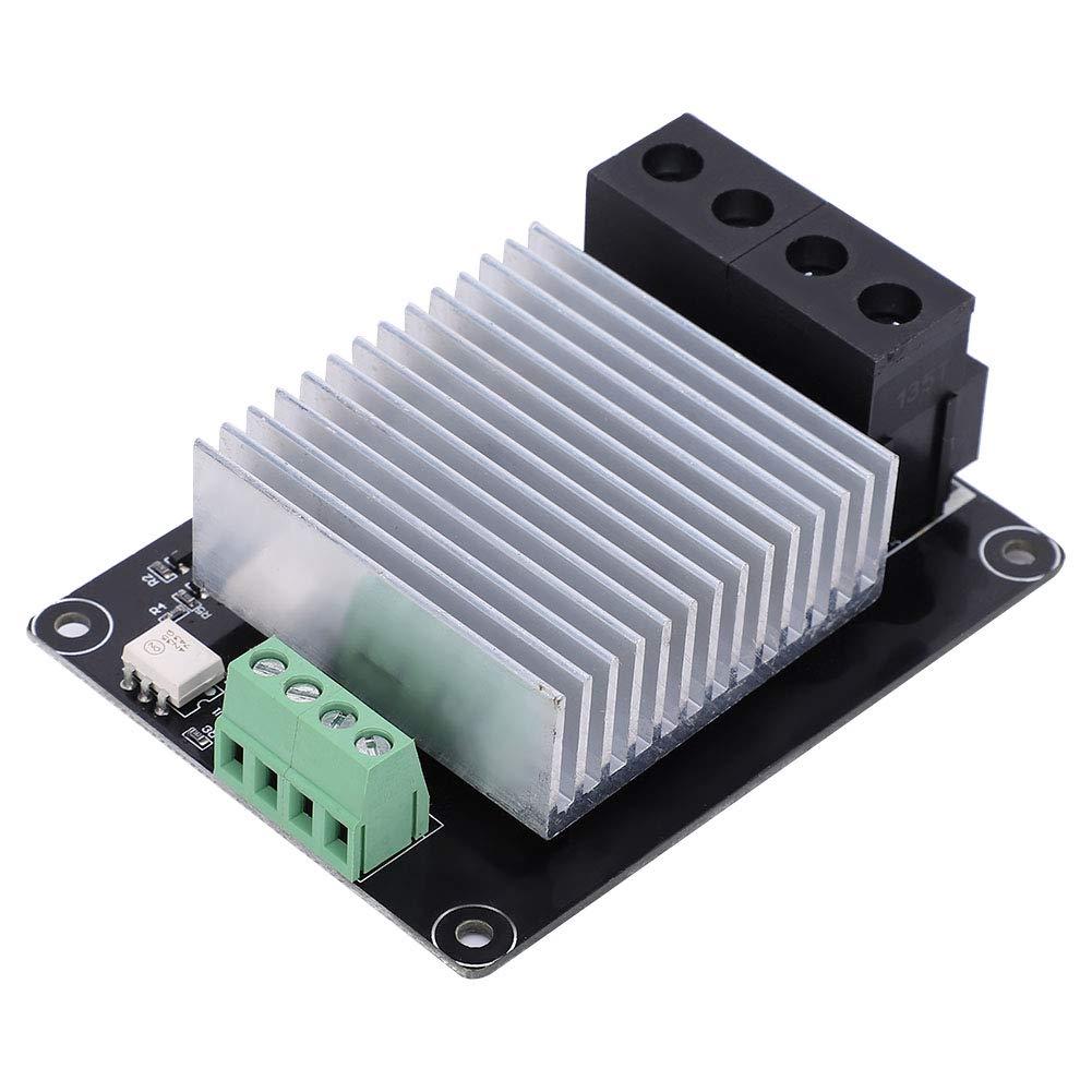 Heating Controller Module - 3D Printer Heating Controller for 3D Printer Hot Bed/Print Head Heat Control Accessories 30A
