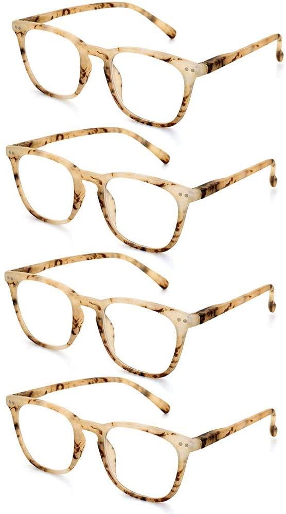 Stylish Reading Glasses Women/Men Reader Unisex Eyeglasses