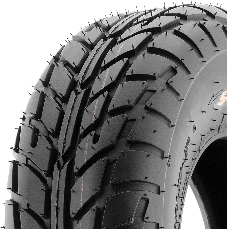 SunF A021 TT Sport ATV UTV Dirt Track & Flat Track Tire 21x7-10, 6 PR, Tubeless