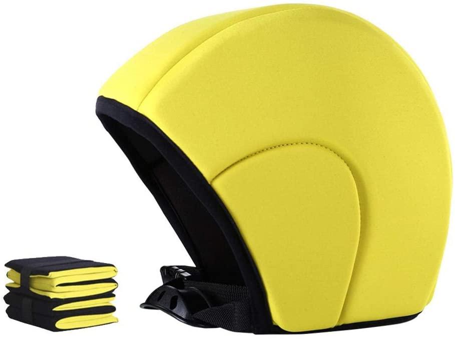 Kaigeli Swimming Cap,3PCS/Set Swimming Pool Floating Helmet Swimming Floating Cap for Man/Women/Kids
