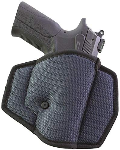 Craft Holsters Ruger LCP Compatible Holster - Exclusive Nylon Belt Holster, Forward Cant (4902)