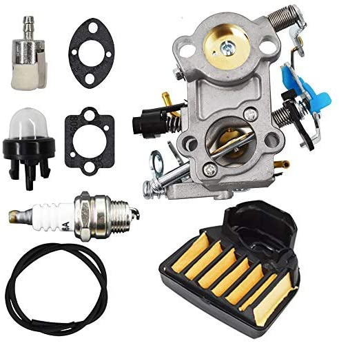 labwork WTA29 Carburetor for Husqvarna 455 455E Rancher 460 461 Chainsaws 544883001 544227401 Carb