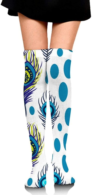 Girls High Thigh Socks Fashion Stockings Breathable Over the Knee Socks