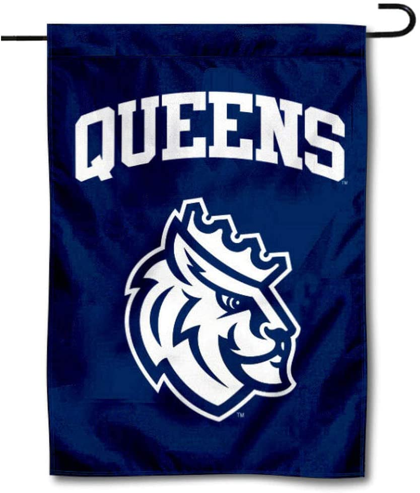 College Flags & Banners Co. Queens University Royals Garden Flag