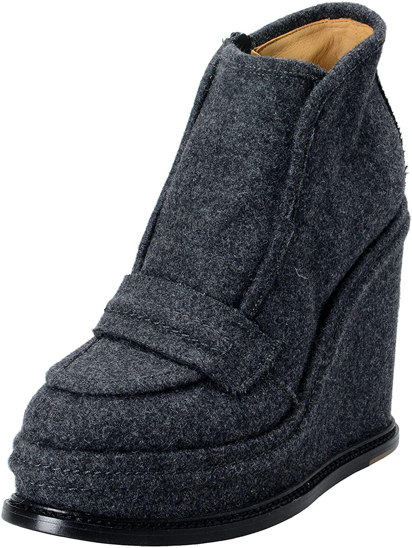 Maison Margiela 22 Leather Ankle Boots Shoes