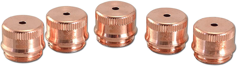 9-8238 Thermal Dynamics SL60 SL100 A120 Shield Cup Plasma Cutter Torch 5pk