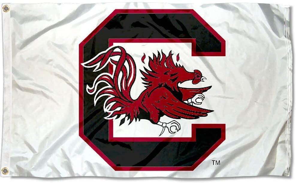 USC South Carolina Fighting Gamecocks University Large College Flag