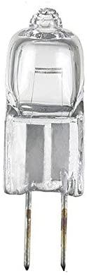 BulbAmerica 10T3Q/CL 10 watts 12 volts T3 Quartz Halogen Bulb
