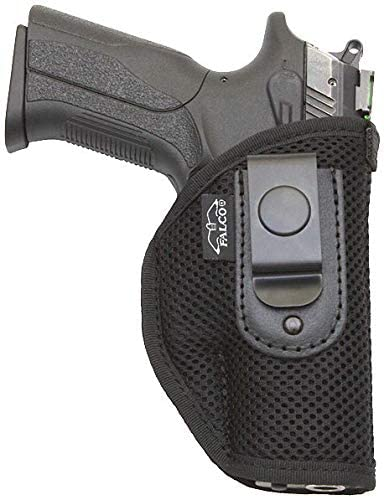 Craft Holsters Ruger LCP 2 Compatible Holster - Concealed Carry Nylon Holster (433/4)