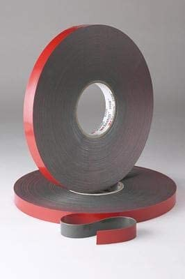Adhesive Tapes 1/2X36 YDS VHB TAPE Pack of 1