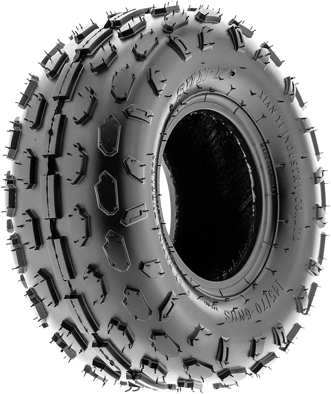 SunF A015 Sport-Racing ATV/UTV Tire 145/70-6, 6-PR