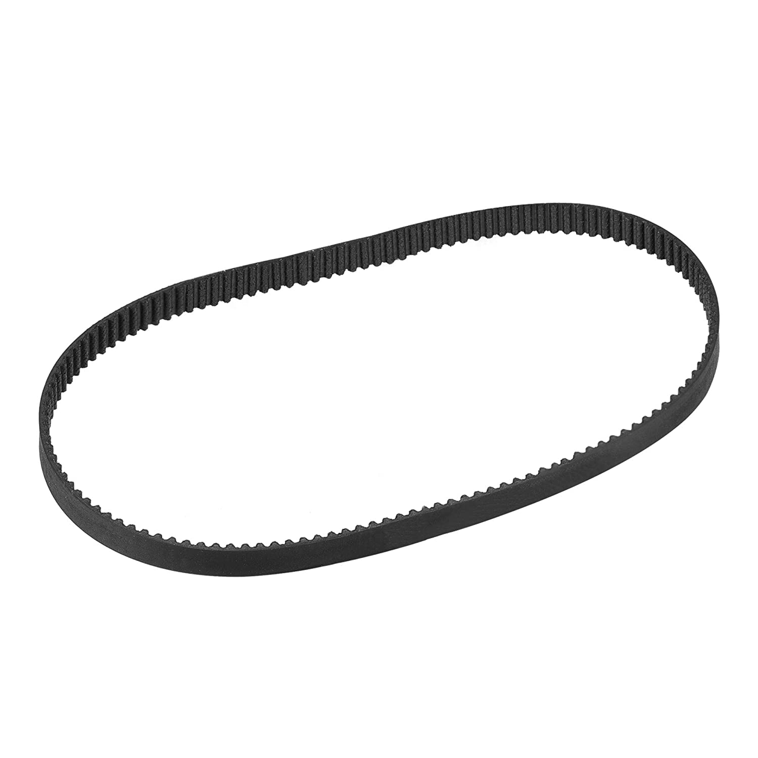 uxcell GT2 Timing Belt 348mm Circumference 6mm Width Closed Fit Synchronous Pulley Wheel for 3D Printer