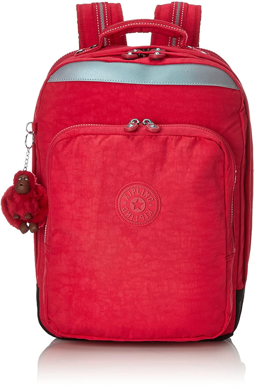 Kipling College Up Large Backpack True Pink