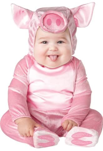 InCharacter This Lil Piggy Infant/Toddler Costume