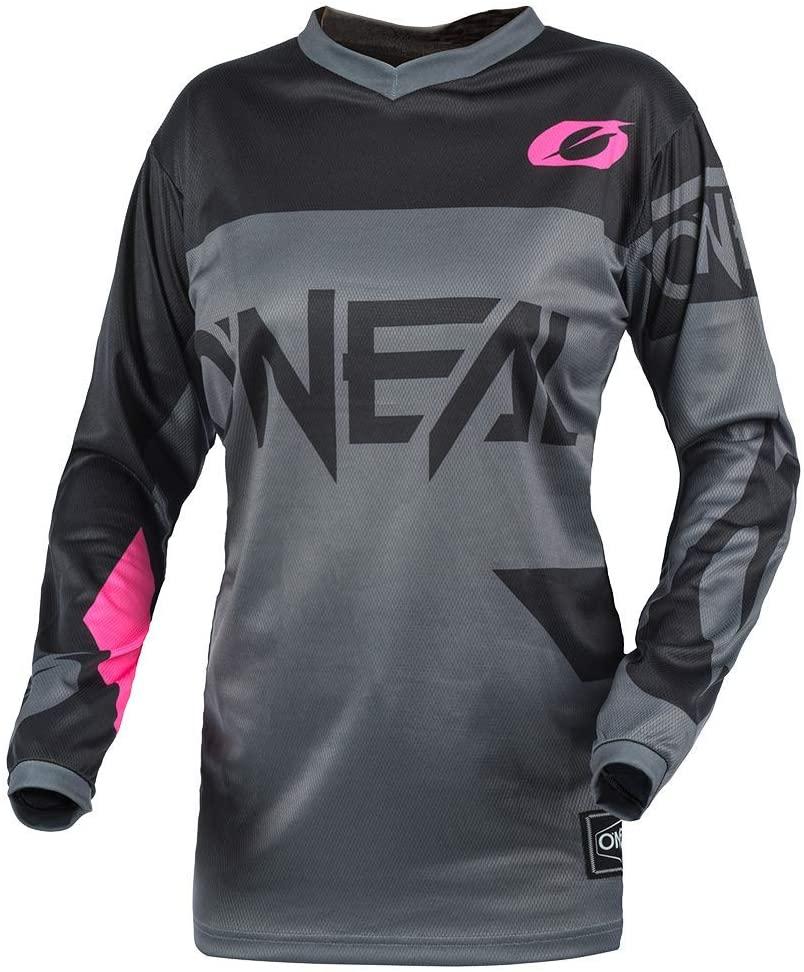 O'Neal Element Women´s Jersey Racewear (Gray/Pink, M)