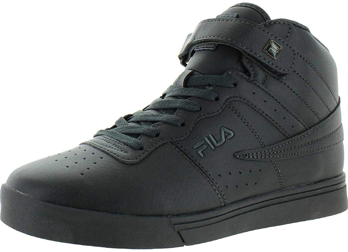 Fila Men's Vulc 13 MP Tonal Faux Leather, Rubber Casual Sneakers