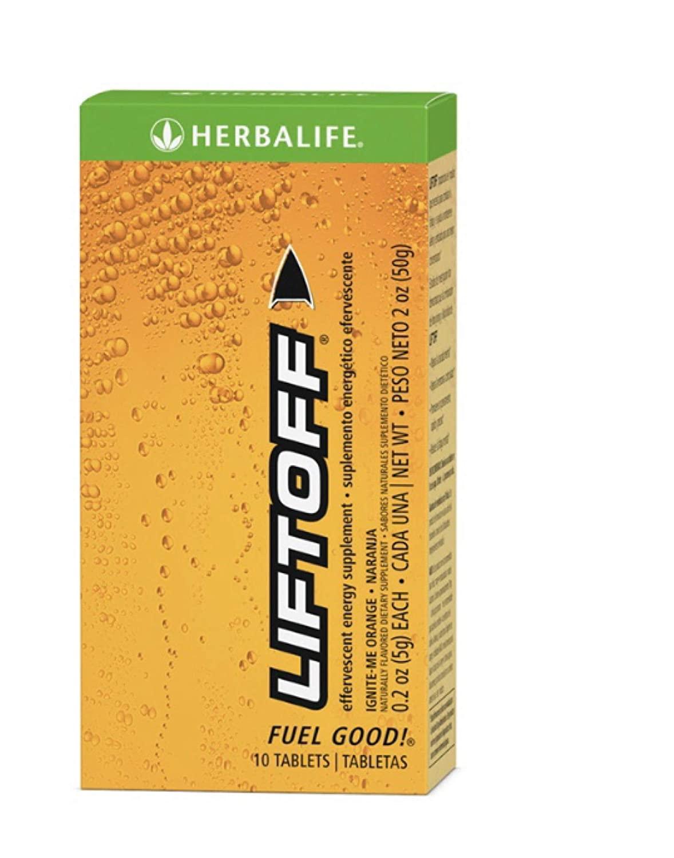 Liftoff: Naranja 10 Tabletas