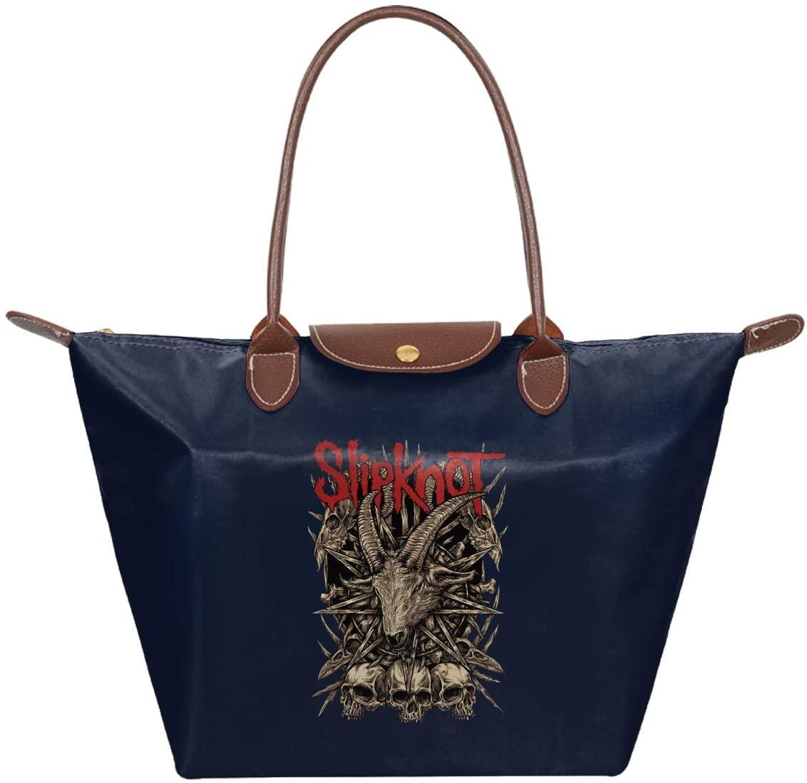 Veta Megica Slipknot Tote Bag Large Nylon Handbags