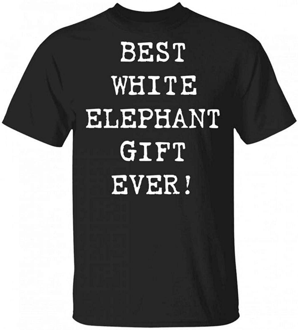 Best White Elephant Shirt Funny Christmas Tshirt Hoodie Sweatershirt Custom