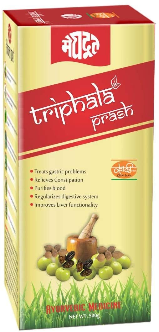 Meghdoot Ayurvedic Triphla Prash