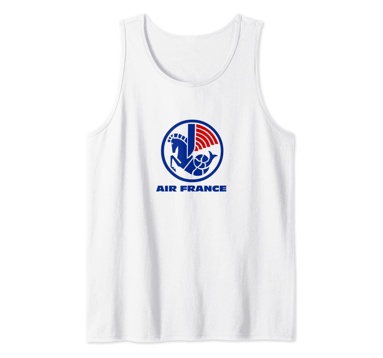 Air France Retro Logo Tank Top