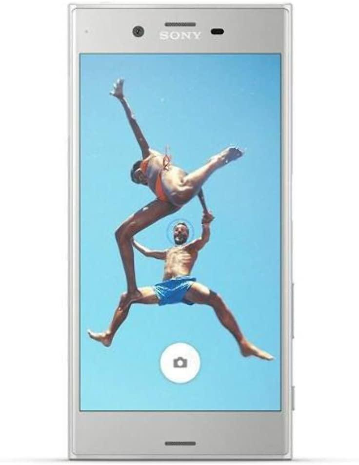 Sony Xperia XZ F8332 64GB Platinum, 5.2, Dual Sim, GSM Unlocked International Model, No Warranty