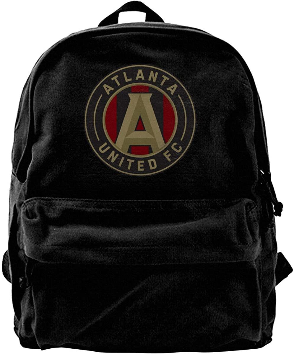 NOT Atlanta United Logo Canvas Backpack