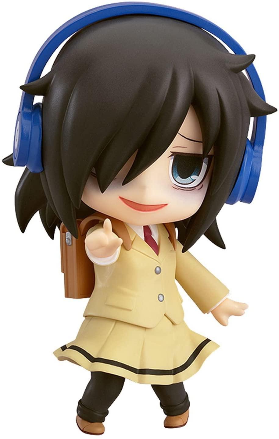 Good Smile Watamote: Tomoko Kuroki Nendoroid Action Figure