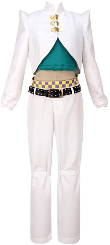 JoJo's Bizarre Adventure Season 4 Rohan Kishibecos Cosplay Costume