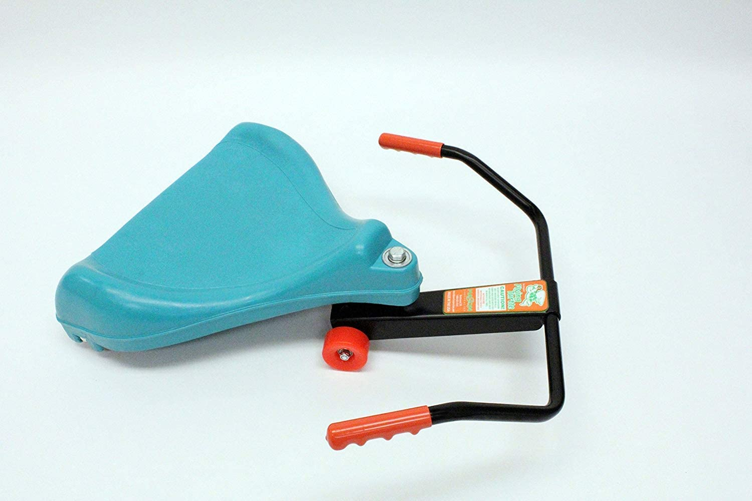 Flying Turtle Original Style ~ an Engineering Marvel   Sit-Skate Scooter Best Classic Toy ~ in Teal Blue