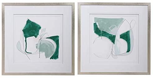 Uttermost Idlewild Framed Print (Set of 2)