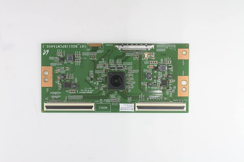 Polaroid, RCA, Sceptre 55 55GSR4100KN, U550CV-UMS8 SEIV58CD, RTU5540-C LJ94-38083E T-Con Timing Control Board Unit