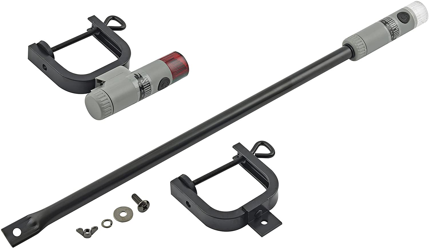Shoreline Marine Portable Clamp on Light Kit