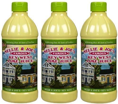 Nellie & Joe Key West Lime Juice - 16 oz - 3 pk by Nellie & Joe