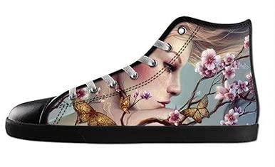 Daniel Turnai Fan Custom Men's Fashion DIY Image Colorful Art Top Canvas Sneaker Shoes