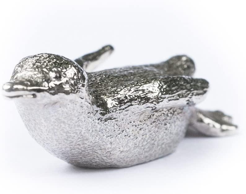 DOG ARTS JP Penguin (Sliding) Made in UK Artistic Style Animal Figurine Collection
