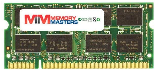 MemoryMasters 4GB Module for ASUS N550 Laptop & Notebook DDR3/DDR3L PC3-12800 1600Mhz Memory Ram