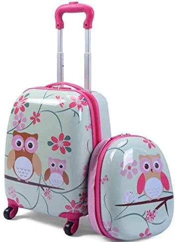 ARLIME 2 PCS Kids Luggage Set, 12