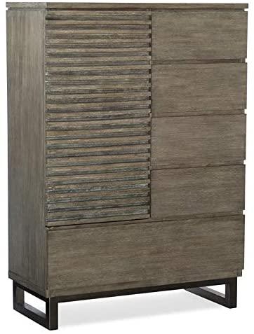Hooker Furniture Bedroom Annex Door/Drawer Asymmetrical Chest
